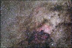 NGC7000, North America Nebula
